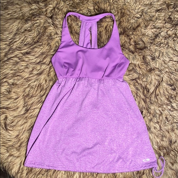 Champion Athletic Workout Tank Built In Bra